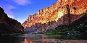 Grand Canyon by the River