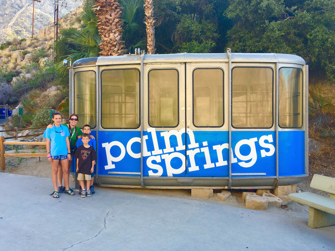 Gondola palm springs