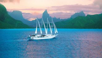 Tahiti on Windstar