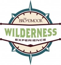 The broadmoor wilderness experience logo