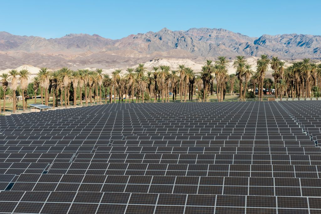 Death Valley Solar