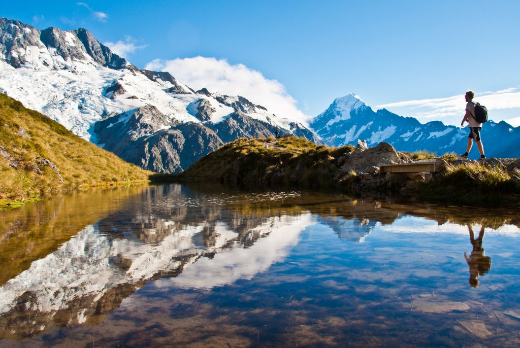 Mt. Cook New Zealand